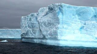 Cosmic Journeys - Fate of Antarctica