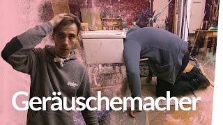 Zisch, Bumm, Knack - Besuch beim Geräuschemacher / Foley Artist | Kliemannsland