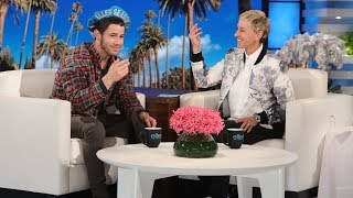 Nick Jonas Opens Up on Who Inspired