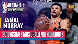 Jamal Murray 2018 Rising Stars Highlights | Presented by Mtn Dew Kickstart