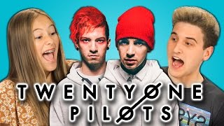 Teens React to Twenty One Pilots