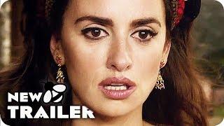 THE QUEEN OF SPAIN Trailer (2017) Penélope Cruz Movie