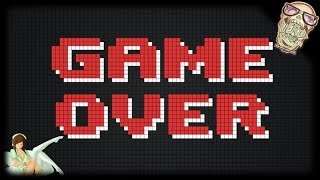 Top 10: Game Over Screens [#NerdRanking]