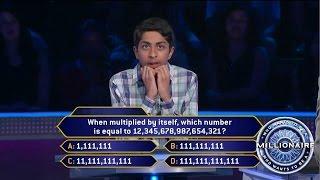 Millionaire - Whiz Kid Sojas Wagle