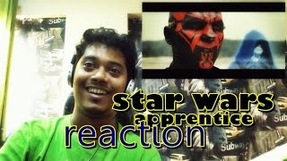 DARTH MAUL: Apprentice - A Star Wars Fan-Film REACTION!!!