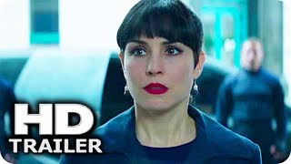SEVEN SISTERS Official Trailer (2017) Noomi Rapace, Willem Dafoe Thriller Movie HD