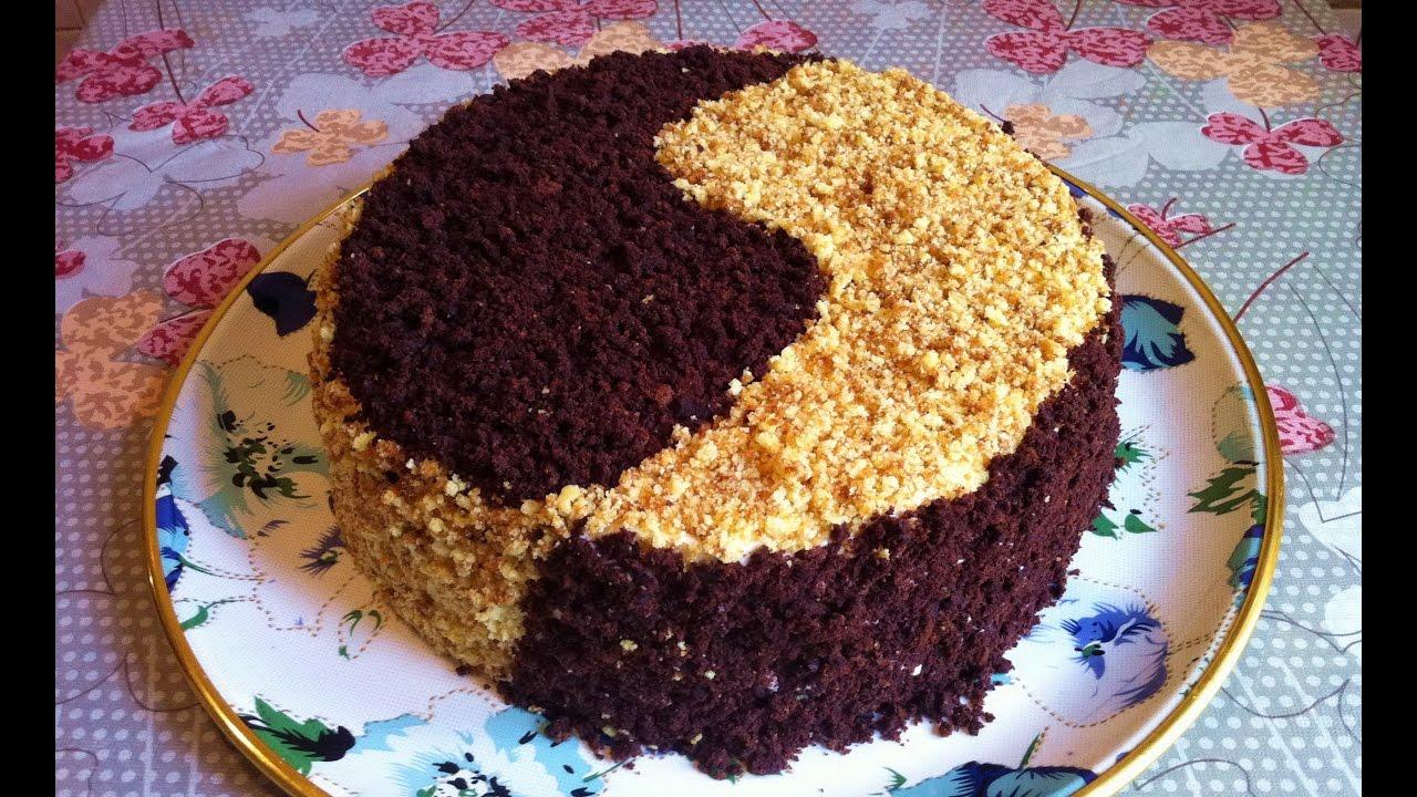 Рецепты сметанных тортов в домашних условиях пошагово