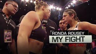 UFC 207 - Ronda Rousey: Minha luta com Bethe Correia