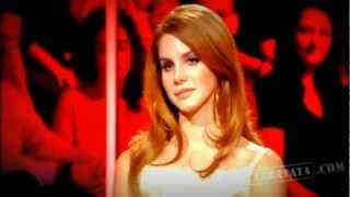 """Lana Del Rey says """"Shut up"""" during an interview! (at 7:50)"""