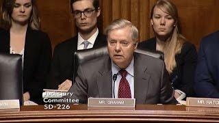Graham Questions FBI Director James Comey
