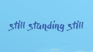 flor x Lostboycrow - still standing still (Lyric Video)