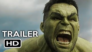 Thor: Ragnarok Official Comic Con Trailer (2017) Chris Hemsworth Marvel Superhero Movie HD