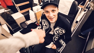 YOU DESERVE IT ANDREAS!   VLOG 312