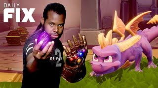 Spyro's Return Might Disappoint Some of You - IGN Daily Fix