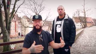 Enzo & Big Cass: The Realest Guys in Nürnberg, Germany