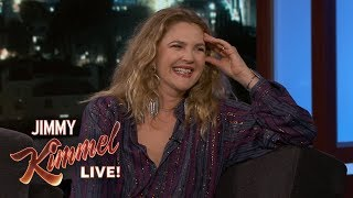 Drew Barrymore on 12th Birthday Party, Madonna & the 80