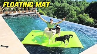 What is Floating Mat!?