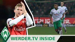 Per Mertesacker vermisst Serge Gnabry | WERDER.TV Inside | SV Werder Bremen