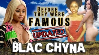 BLAC CHYNA - Before They Were Famous - BIOGRAPHY