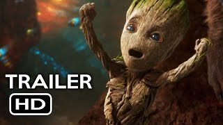 Guardians of the Galaxy 2 Trailer #4 (2017) Chris Pratt Sci-Fi Action Movie HD
