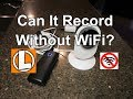 Yi Home Camera - Can It Record Without W...mp3