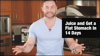 Trick To Getting A Flat Stomach In Just A Few Weeks (Recipe Included)