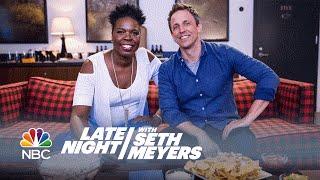 Seth and Leslie Jones Watch Game of Thrones