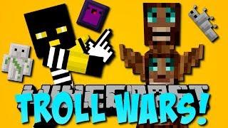 Einbruch in Logos Base mit 5 Mods! (Troll Wars)