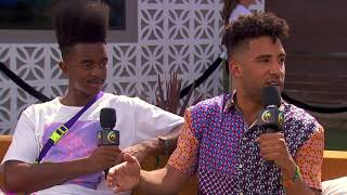 SuperDuperKyle Interview - Coachella 2018
