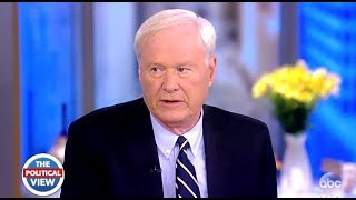 Chris Matthews: Mueller Investigation & New Book Bobby Kennedy - The View