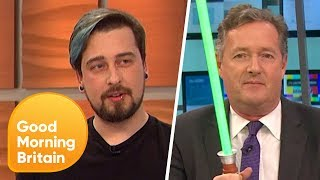 Star Wars Debate: Is Jediism a Real Religion?   Good Morning Britain