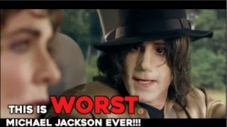 This Bootleg Michael Jackson IS THE WORST!!