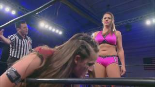 Women of Honor Wed - KELLY KLEIN vs MARY DOBSON #WoHWed (5/8/16 Chicago)