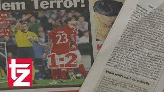 """FC Bayern vs. Real Madrid: """"Ronaldo schockt die Bayern"""" (Pressestimmen nach dem Spiel)"""