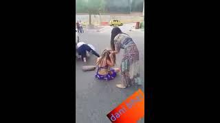 Full Fun Zone Dangerous women fight - India 2017 - desi women wwe- dangerous bloody fight in india 2