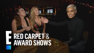"Are Elizabeth & Kim Officially a Couple on ""The Abbey""? 