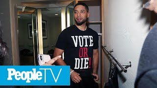 Jussie Smollett Fears His Apparent Hate Crime Attackers Will Never Be Found | PeopleTV