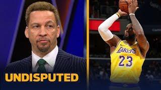 Chris Broussard defends LeBron over Scottie Pippen