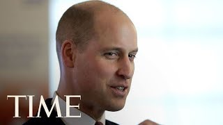 Prince William Debuts A New Haircut At The Evalina London Children