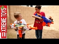 Nerf Blaster Madness! Ethan and Cole Ner...mp3