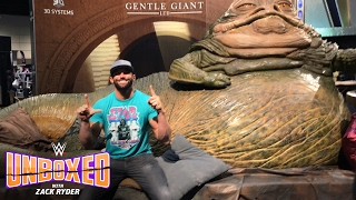 Zack Ryder shows off his Star Wars Celebration Funko haul: WWE Unboxed with Zack Ryder