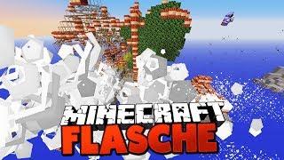Wir SPRENGEN UNSERE KOMPLETTE BASIS ☆ Minecraft FLASCHE #00