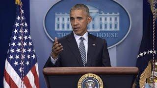 Obama Addresses Concerns About Bannon