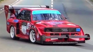 Audi Quattro S1 E2 Pure Sound // 850Hp Group B Hillclimb Monster