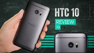 HTC 10 Review: The Best Android Phone You