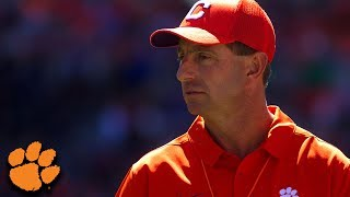 Dabo Swinney 1-on-1: Clemson