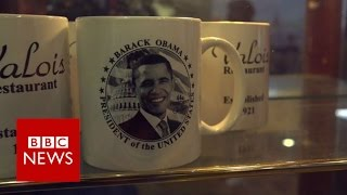 Route 45: Inside one of Obama