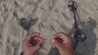 $1000 18k gold chain an DRUGS BAG found w METAL DETECTOR