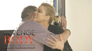 Will Gets Starstruck Meeting Khloe Kardashian | Revenge Body With Khloe Kardashian | E!
