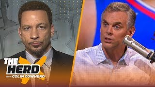 Chris Broussard: Clippers will still win when Kawhi sits, talks Simmons contract | NBA | THE HERD